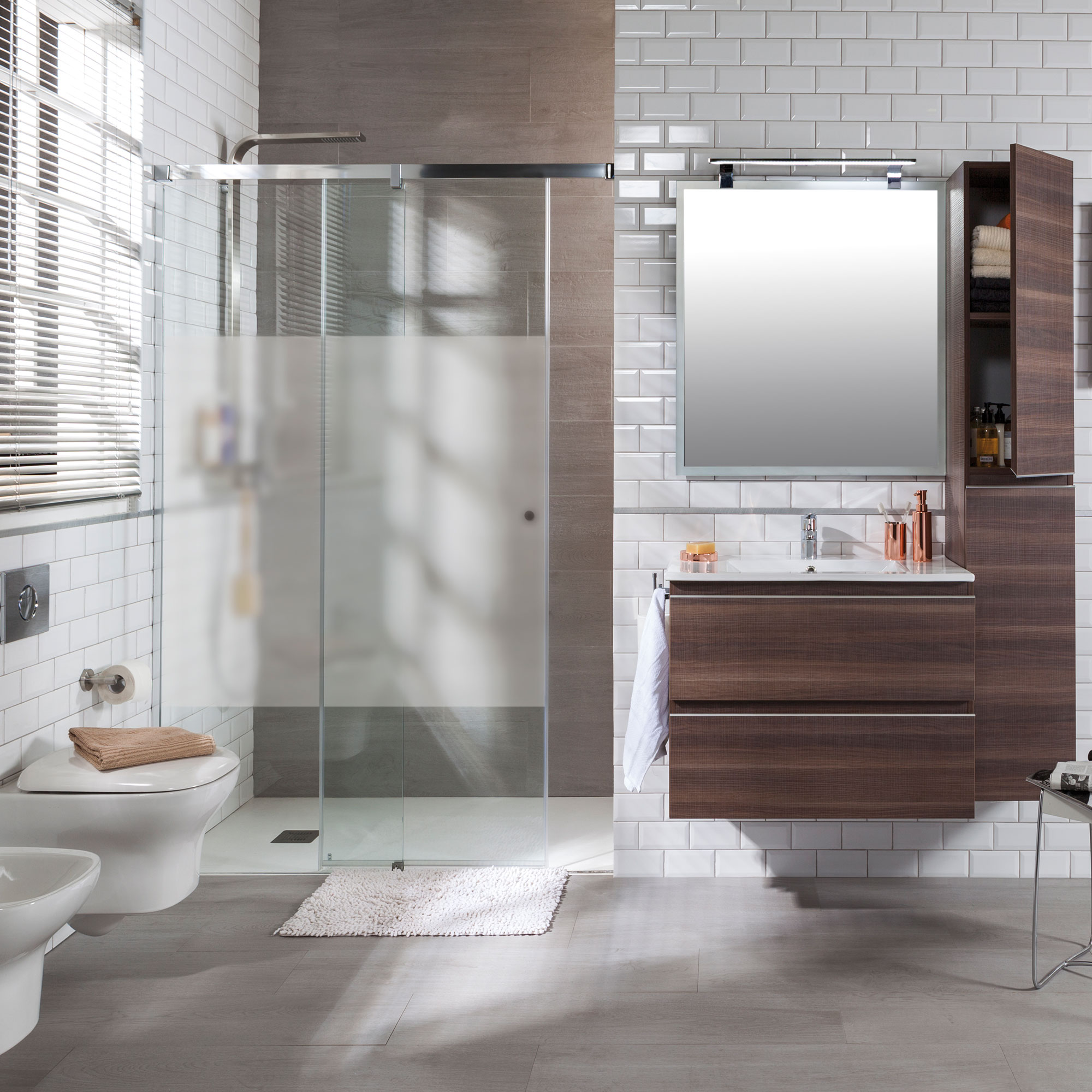 mampara de baño para tu ducha