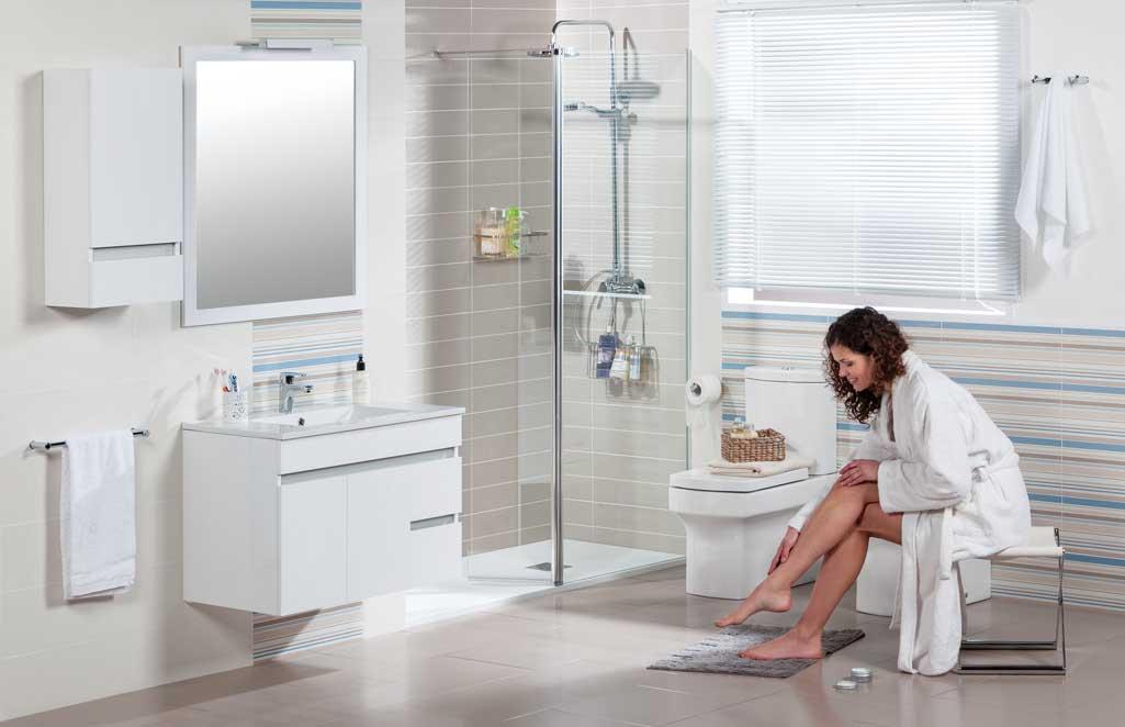 tienda de muebles de baño en Linares